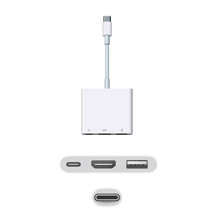 Apple USB-C Digital AV Multiport