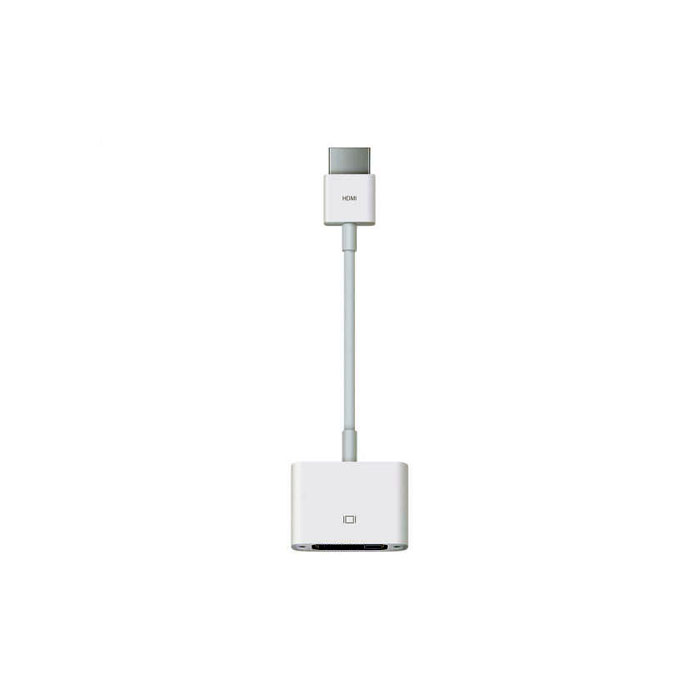 Apple HDMI to DVI