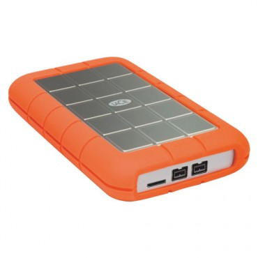 LACIE 2TB Rugged Triple USB 3.0 FireWire 800