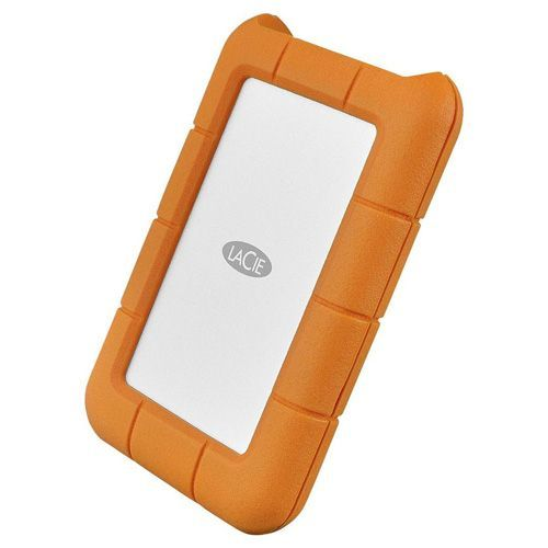 "LaCie 4TB 2.5"" Rugged USB-C"