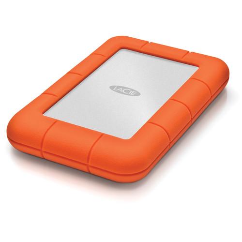 """Lacie 2TB 2.5"""" USB3.0 Rugged Mini"""