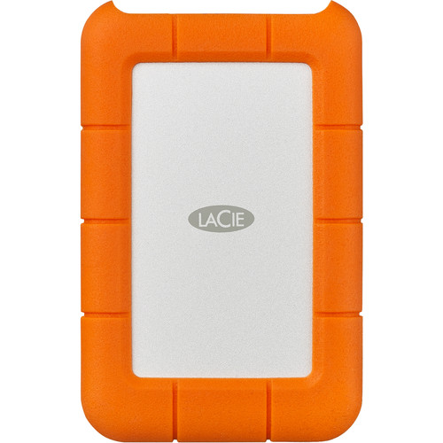"Lacie 5TB 2.5""USB-C/USB3.1 Rugged"