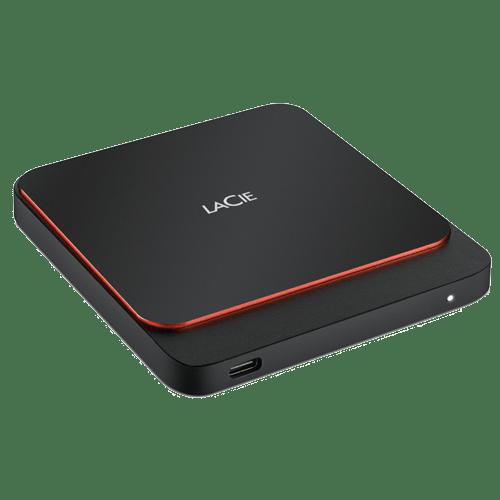 LaCie 2TB Portable SSD USB-C